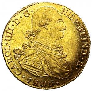 COLOMBIA - Carlo IV - 8 Escudos - ...