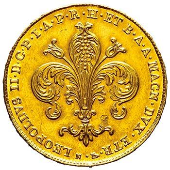 FIRENZE - Leopoldo II di Lorena - ...