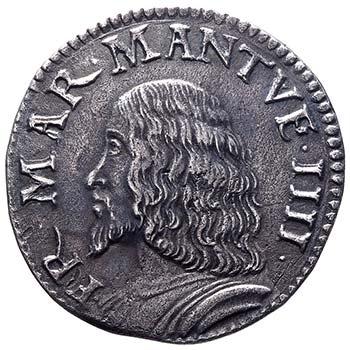MANTOVA - Francesco II Gonzaga - ...